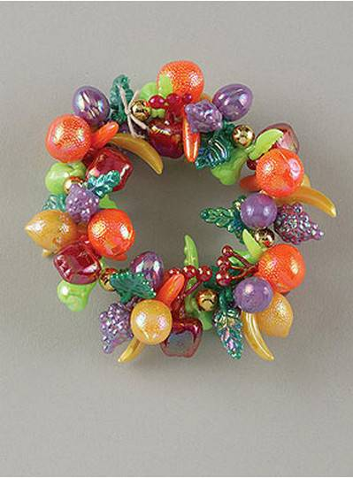 Theme Bracelets Sparkling Tropical Fruit