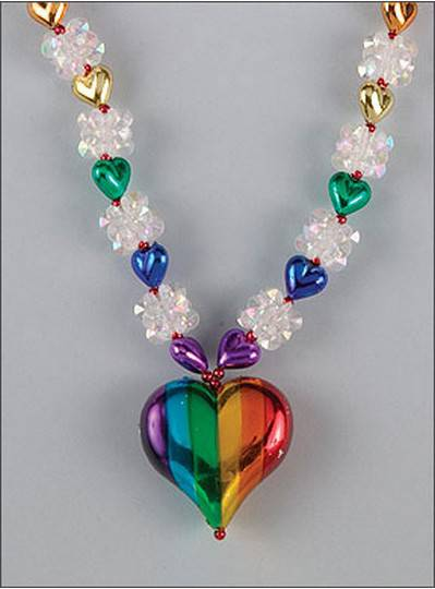 Pride Hearts Rainbow Theme