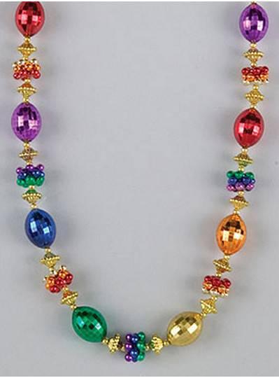 Elegant Ovals & Clusters Rainbow Theme