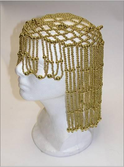 Cleopatra Beaded Headpiece