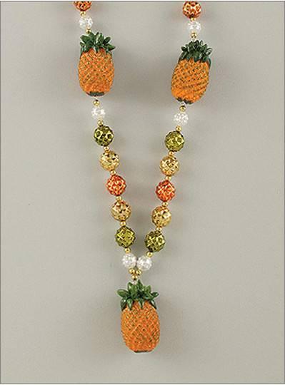 Pineapple Beads