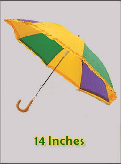 Second Line Umbrella