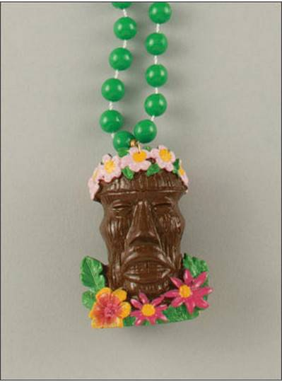 Tropical Tiki Beads