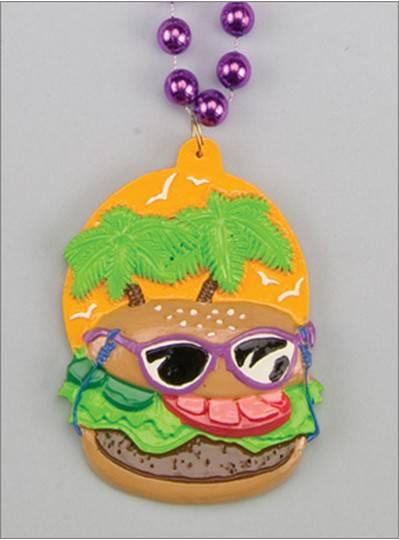 Hamburger Theme Beads