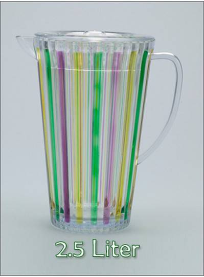 Tableware Carnival Pitcher