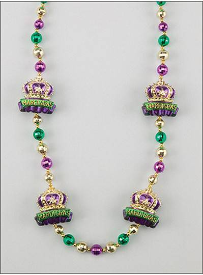 Mardi Gras Themes Metallic Mardi Gras Crowns