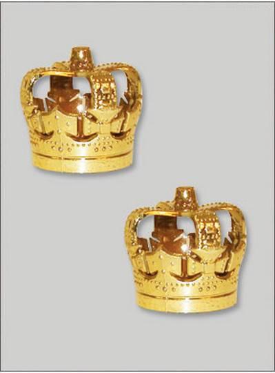 Mardi Gras Themes Gold Crowns
