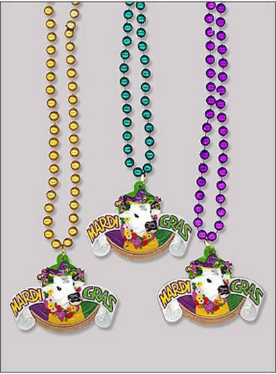 Mardi Gras Themes Bouef Gras Mix