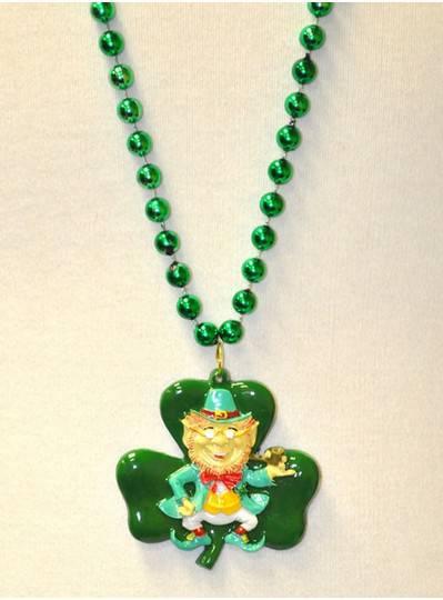 Irish Themes Leprechaun Shamrock