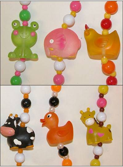 Creatures & Critters Acrylic Animal Mix