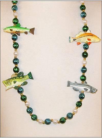 Freshwater Fish Beads