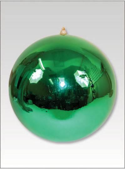 Decorations 280mm Green Ball