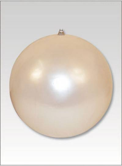 Decorations 280mm White Ball