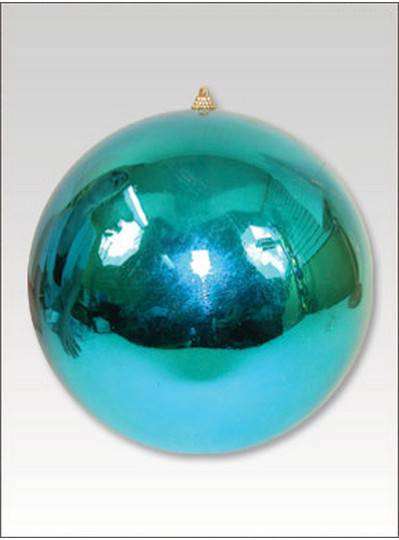 Decorations 280mm Turquoise Ball