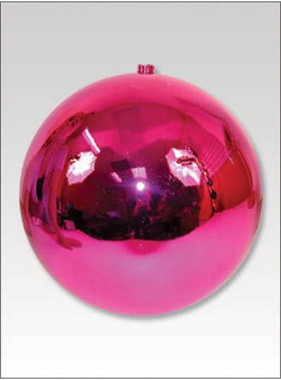Decorations 280mm Pink ball