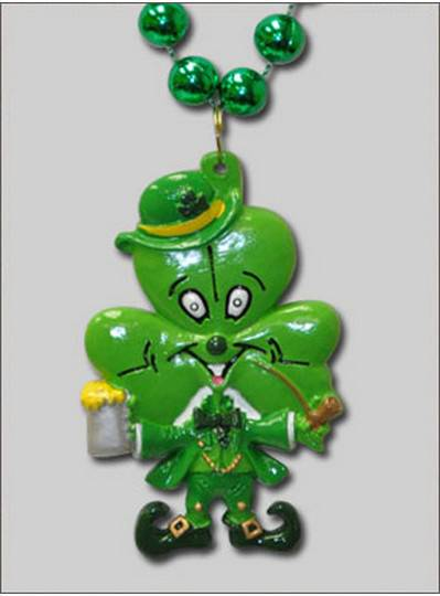 Irish Themes Irish Cloverman