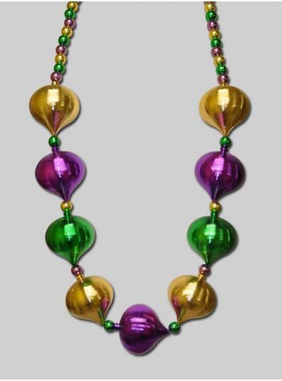 Big and Long Mardi Gras Beads