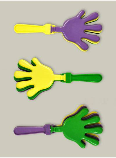 Plush Dolls & Toys - PGG Hand Clapper