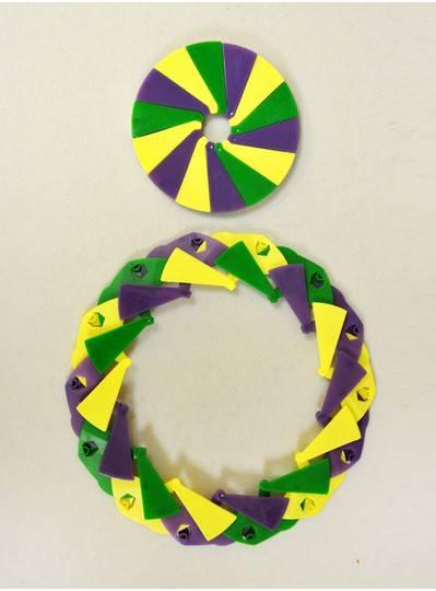 Plush Dolls & Toys - Expanding Frisbee