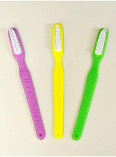 Plush Dolls & Toys - Jumbo Toothbrush