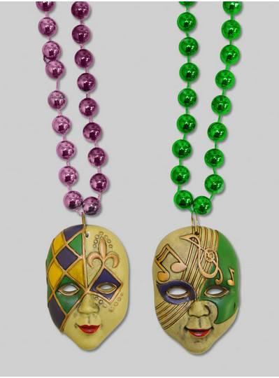 Mardi Gras Themes Harlequinn Masks