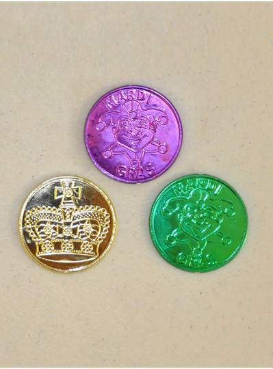 Plush Dolls & Toys - PGG Doubloon Coins
