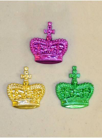 Plush Dolls & Toys - PGG Metallic Crowns