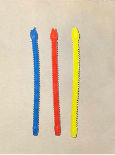 """Plush Dolls & Toys - 8"""" PGG Snake Whistle"""