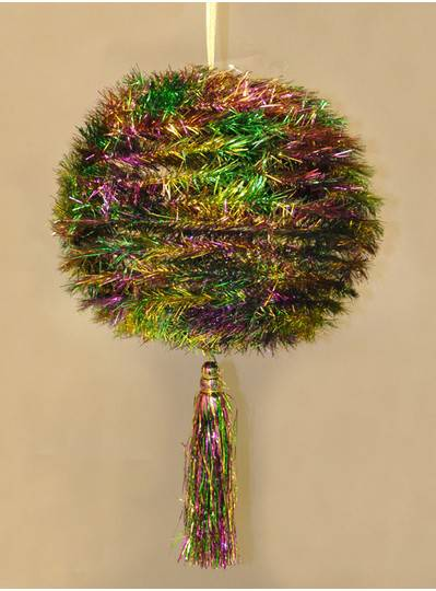 Decorations - Hanging Pine Leaf Ball