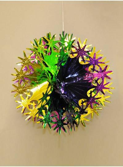 Decorations - PGG Foil Ball