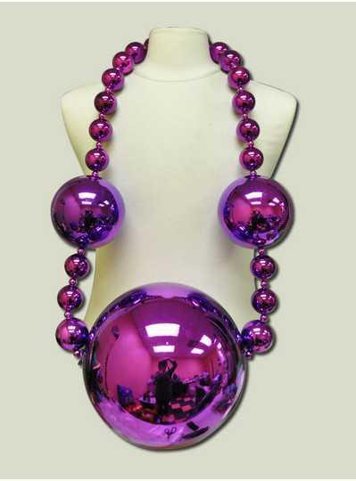 Big Beads Purple Giant Beads