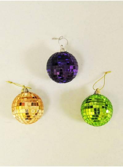 Decorations - PGG Mirror Ornaments