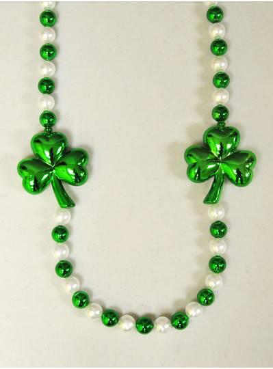 Irish Themes - St. Patricks Day Clover Bead