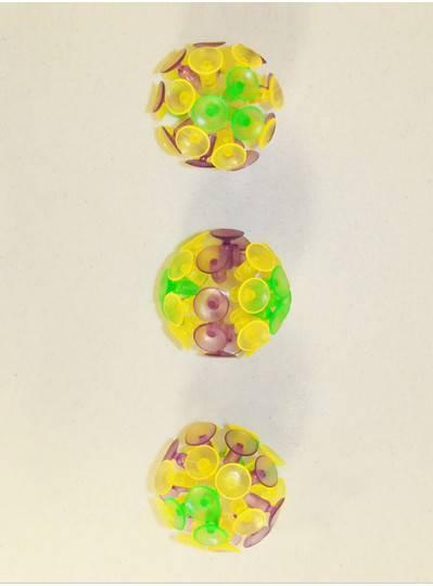 Plush Dolls & Toys - PGG Suction Ball