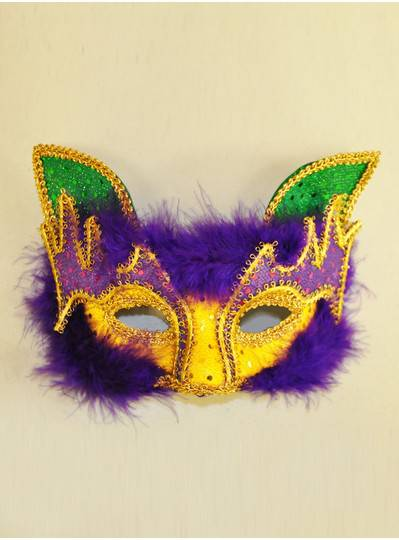 Feather Mask REN-36000