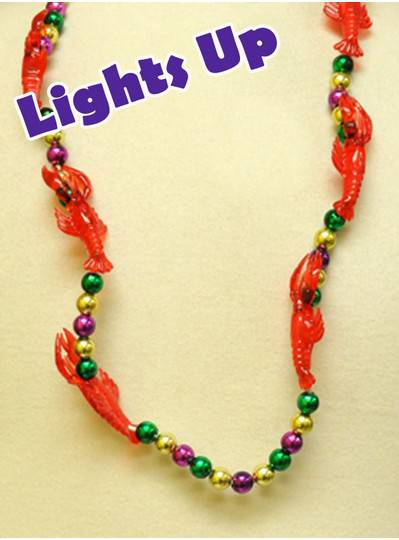 Blinky Beads Crawfish with PGG Beads