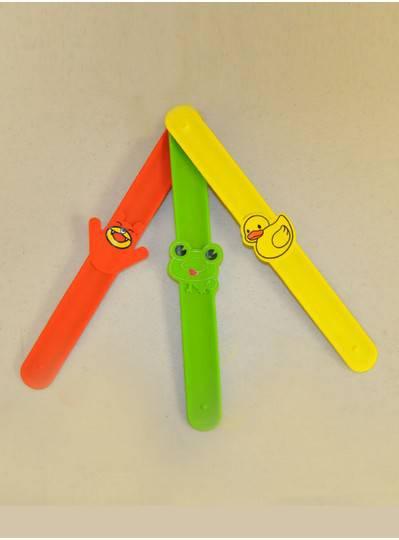 Fun Accessories - Assorted Animal Slap Bracelets