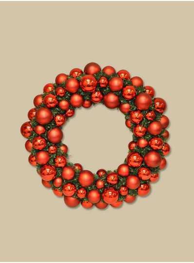 "Decorations - 20"" Christmas Wreaths"