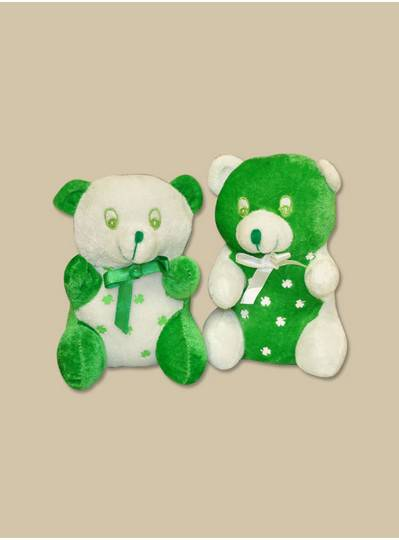 Plush Dolls & Toys - Bears and Clovers