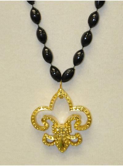 New Orleans Themes - Gold Bling Fleur de Lis