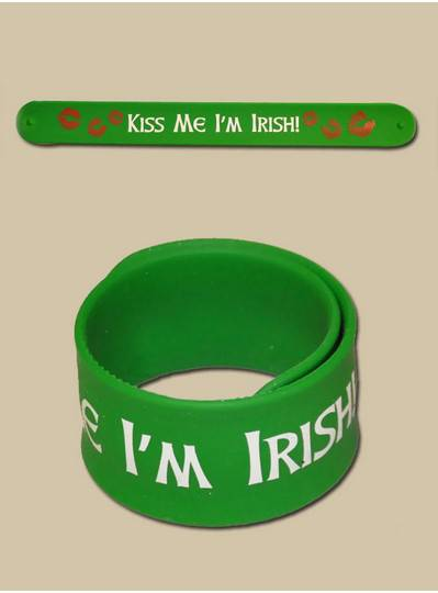 Irish Themed Items - Irish Slap Bracelet