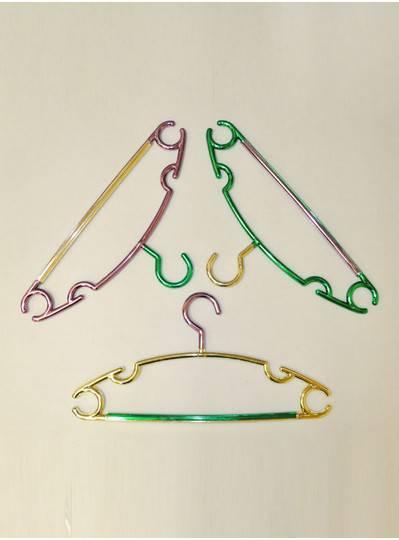 Fun Accessories - Metallic PPG Hangers