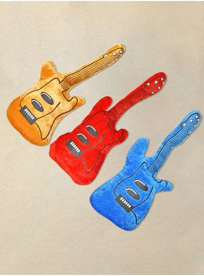 "Plush 7"" Guitar Music Assortment"