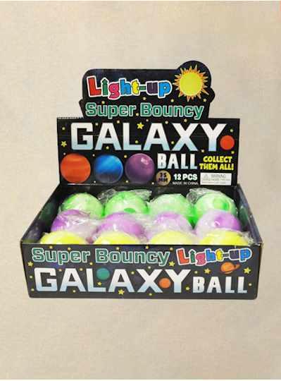 12 PGG Light Up Balls