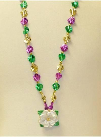 Handstrung Mardi Gras Beads