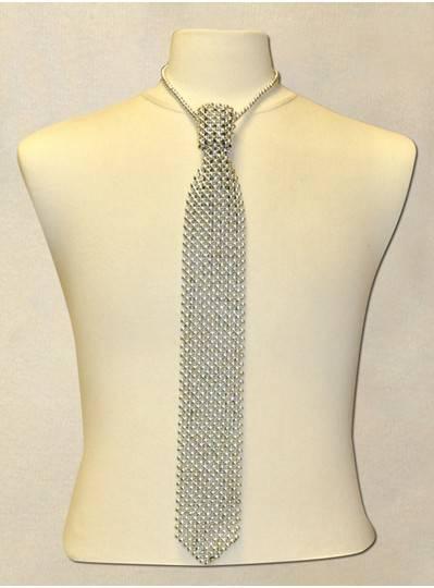 Beaded Tie