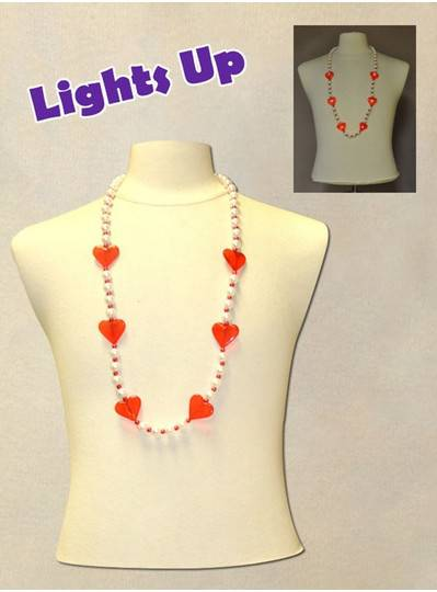 Light Up Mardi Gras Beads