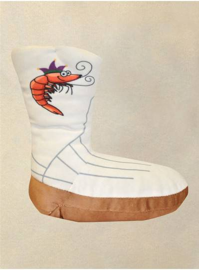 Creatures & Critters Mardi Gras Louisiana Shrimp Boot