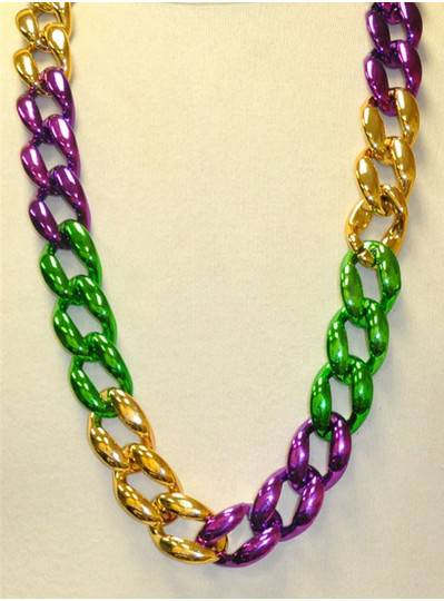 Big and Long Mardi Gras Beads