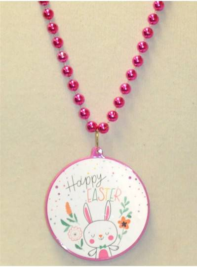 """33"""" 7.5MM Pink Easter Eggs Decal"""